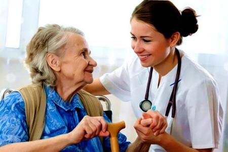 Кандидоз у пожилых людей